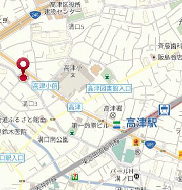 マンション(建物一部)-川崎市高津区溝口 その他