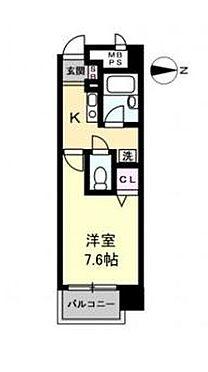 マンション(建物一部)-大阪市淀川区東三国4丁目 間取り