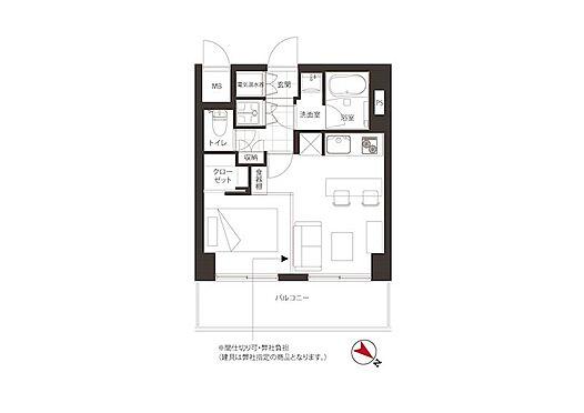 中古マンション-文京区湯島1丁目 32.40m2ワンルーム