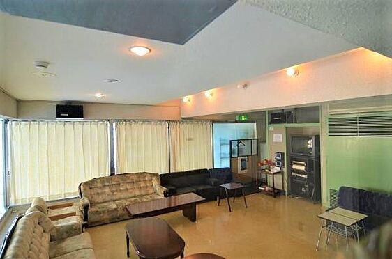 中古マンション-熱海市海光町 有料になりますが、マンションの所有者が利用できるカラオケルームです。