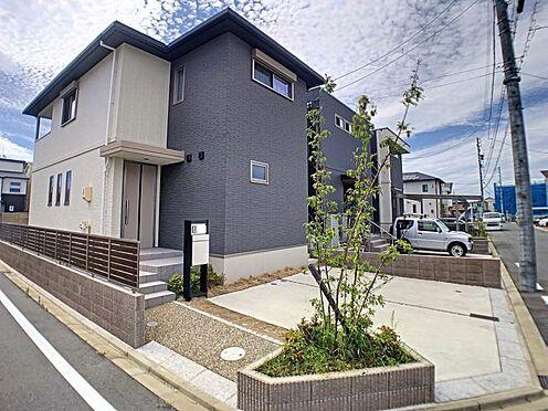戸建賃貸-名古屋市中村区岩塚町 2020年4月築、北東角地の築浅物件!