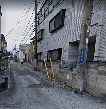 一棟マンション-市川市東大和田1丁目 前面道路