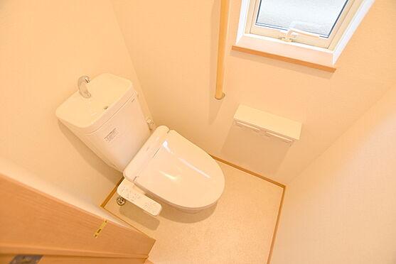 新築一戸建て-仙台市泉区南光台南1丁目 トイレ