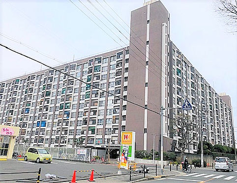 マンション(建物一部)-大阪市旭区高殿5丁目 外観