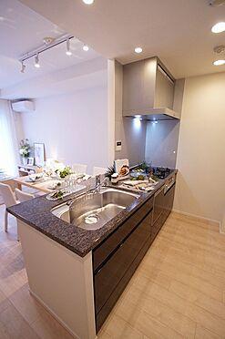 中古マンション-江東区有明2丁目 食洗機付キッチン