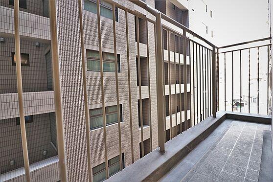 中古マンション-大阪市福島区福島3丁目 バルコニー