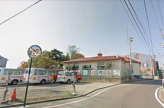 土地-仙台市青葉区北山1丁目 あらまき幼稚園 約1100m