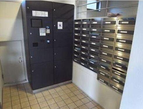マンション(建物一部)-大阪市西区江之子島1丁目 宅配BOX完備