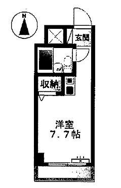 中古マンション-横浜市西区久保町 間取り