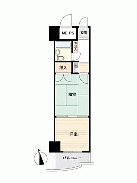 マンション(建物一部)-下高井郡山ノ内町平穏 間取り