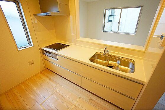 新築一戸建て-仙台市若林区若林5丁目 キッチン