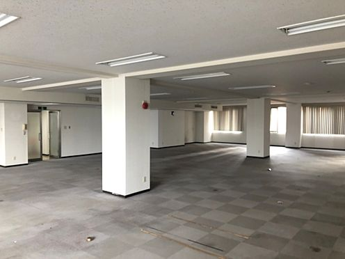 事務所(建物全部)-水戸市中央 内装