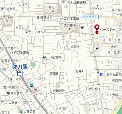 区分マンション-東大阪市友井5丁目 その他