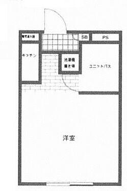 中古マンション-板橋区赤塚3丁目 間取り