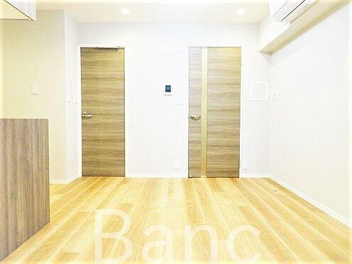 中古マンション-江東区深川2丁目 梁の無いリビングで家具の配置がしやすい間取りです