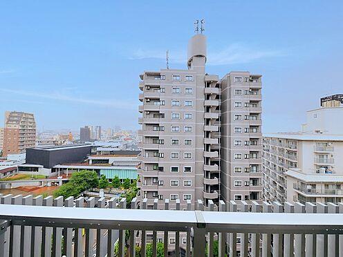 中古マンション-品川区荏原3丁目 バルコニーからの眺望