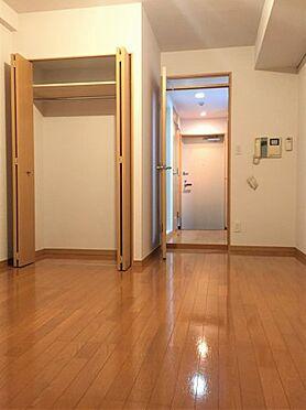 中古マンション-渋谷区東1丁目 フローリング敷設