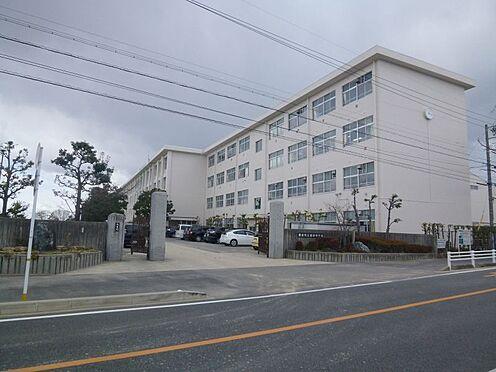 土地-豊田市大島町片平 前林中学校まで徒歩約33分(約2577m)