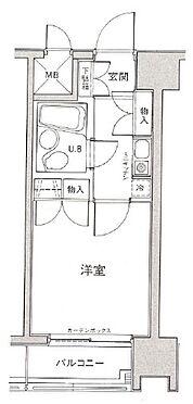 マンション(建物一部)-仙台市青葉区二日町 間取り