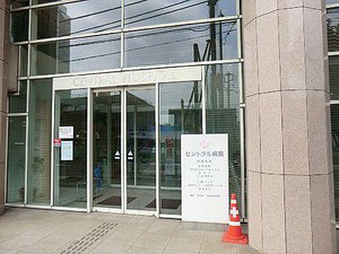 マンション(建物一部)-渋谷区神山町 周辺環境:セントラル病院
