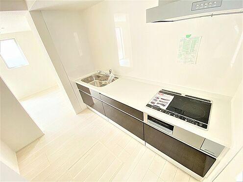 新築一戸建て-仙台市太白区富沢2丁目 キッチン