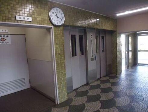 マンション(建物一部)-京都市山科区西野阿芸沢町 管理の行き届いた共有スペース