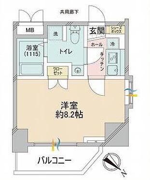 マンション(建物一部)-大阪市福島区海老江7丁目 間取り