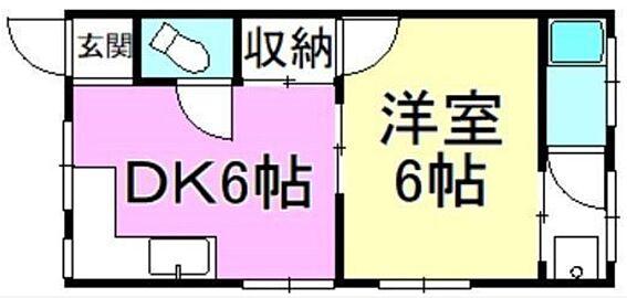 マンション(建物一部)-京都市山科区小山西御所町 使い勝手の良い1DKのお部屋