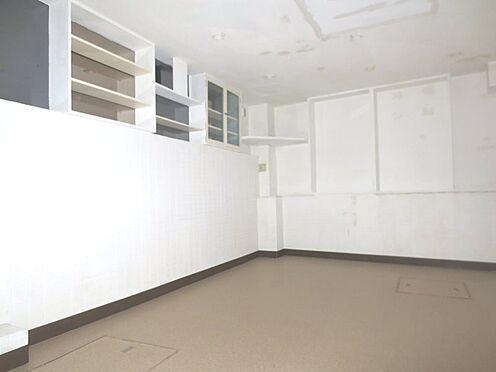 アパート-板橋区徳丸1丁目 地下102号室、階段下収納が付いています
