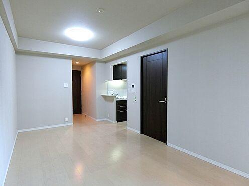 中古マンション-中央区勝どき5丁目 TES式床暖房付き約11.2帖リビングダイニング