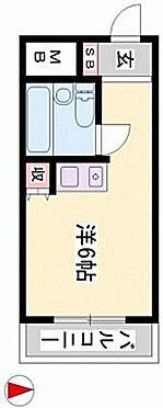 マンション(建物一部)-姫路市広畑区東新町1丁目 間取り