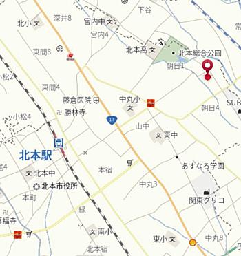 マンション(建物一部)-北本市朝日 その他