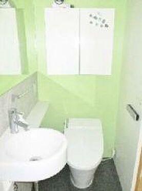 マンション(建物全部)-新宿区中落合2丁目 トイレ