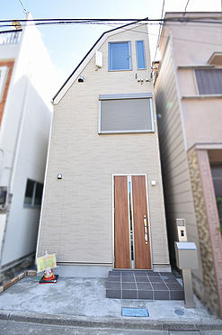 新築一戸建て-江戸川区平井5丁目 外観