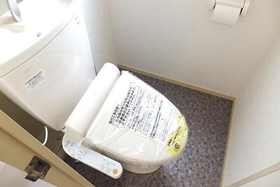 建物全部その他-西多摩郡日の出町大字平井 平成24年3月撮影時のトイレ