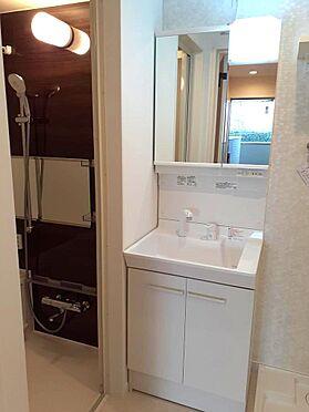アパート-さいたま市桜区西堀9丁目 独立洗面台