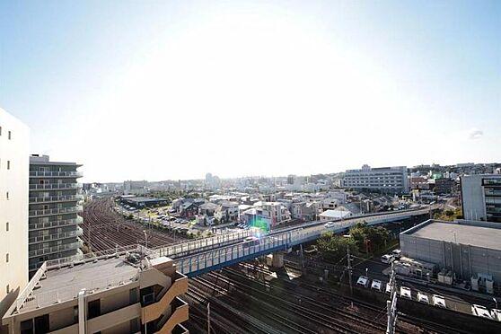 中古マンション-横浜市西区平沼2丁目 バルコニー