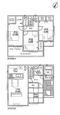 新築一戸建て-さいたま市西区大字佐知川 6号棟