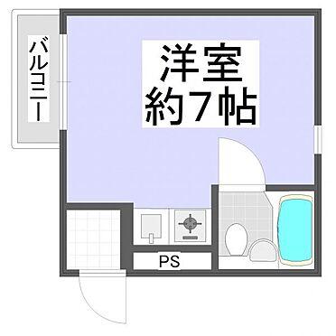 マンション(建物一部)-尼崎市南塚口町7丁目 間取り