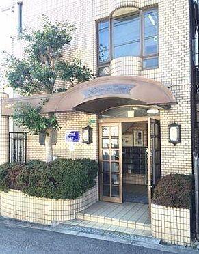 マンション(建物一部)-大阪市淀川区十三本町2丁目 綺麗に清掃されたエントランス