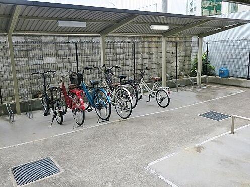 マンション(建物一部)-大阪市阿倍野区天王寺町南3丁目 駐輪場もあるので移動が楽々。