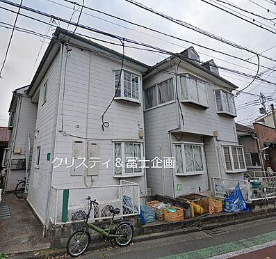 アパート-狛江市東野川 外観