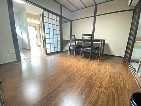 店舗・事務所・その他-京都市伏見区深草大亀谷東寺町 フローリング綺麗です。