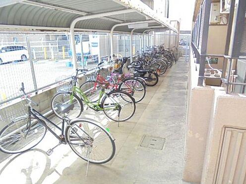 マンション(建物一部)-神戸市東灘区甲南町3丁目 駐輪場があるから駅へのアクセスも楽々。