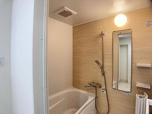 中古マンション-名古屋市千種区今池南 1日の疲れを癒す浴室。