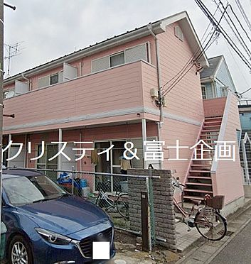 アパート-松戸市千駄堀 外観