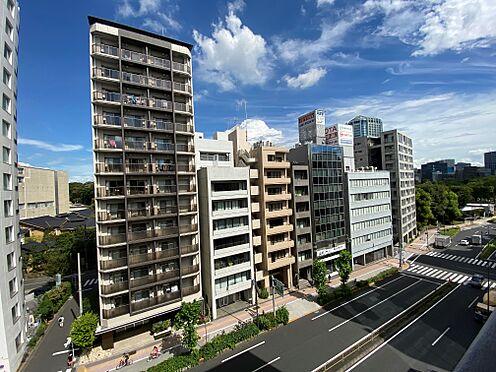 中古マンション-港区東麻布1丁目 洋室からの眺望