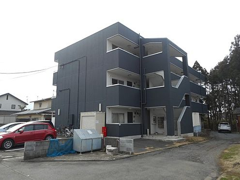 アパート-水戸市千波町 外観