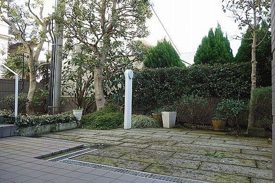中古マンション-横浜市中区山手町 専用庭