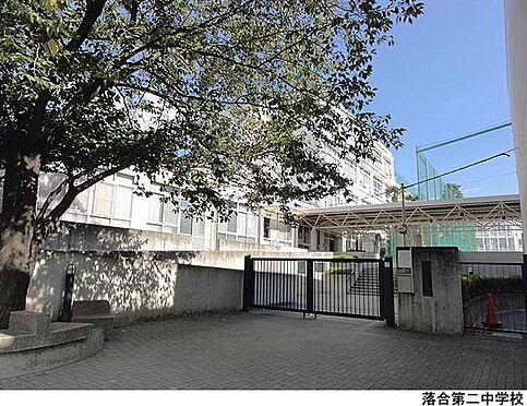 店舗(建物一部)-新宿区西落合3丁目 落合第二中学校